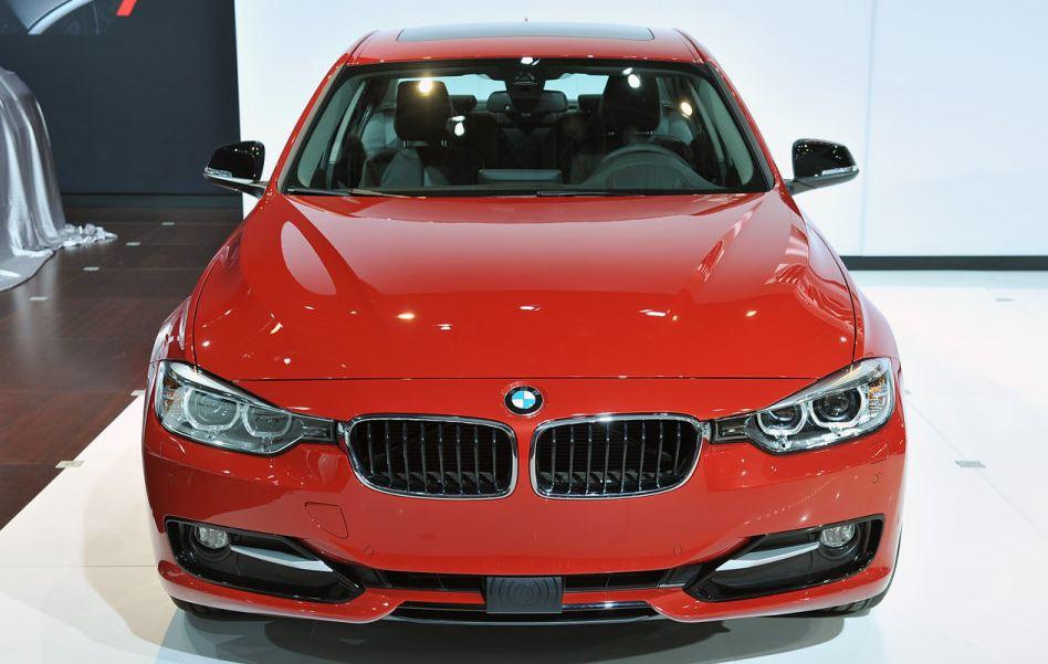 2014 BMW 328d will burn American diesel
