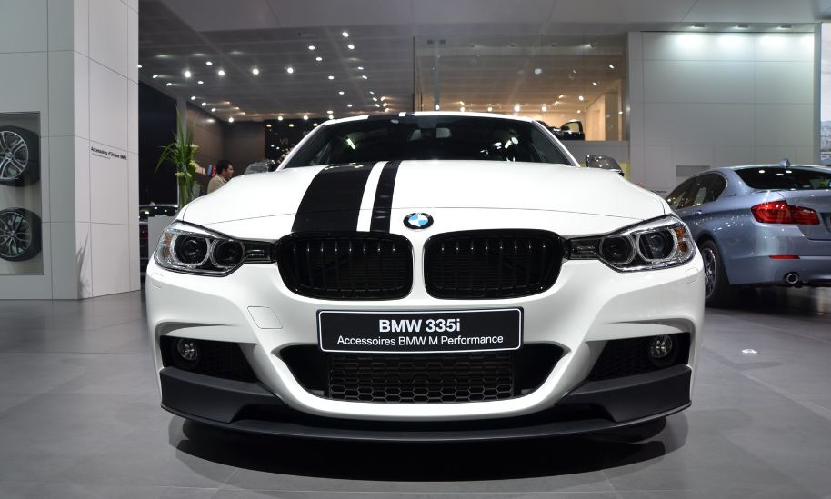 M power for the BMW 335i