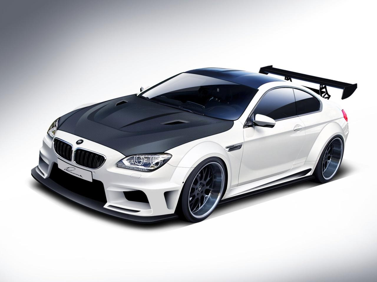 BMW CLR 6 M by Lumma Design