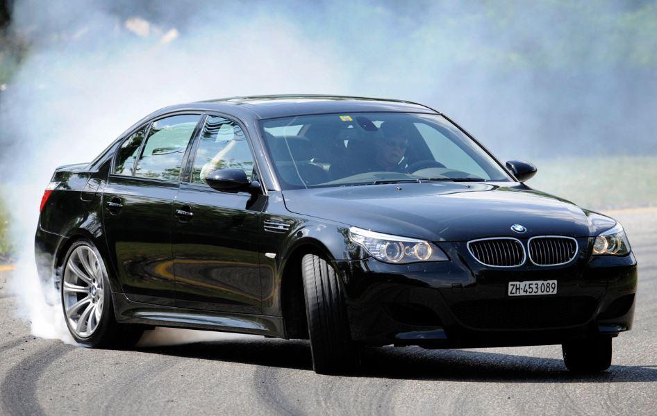 BMW jealous of Abdo Fenghali