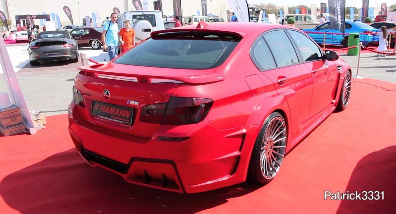 BMW M5 by Hamann