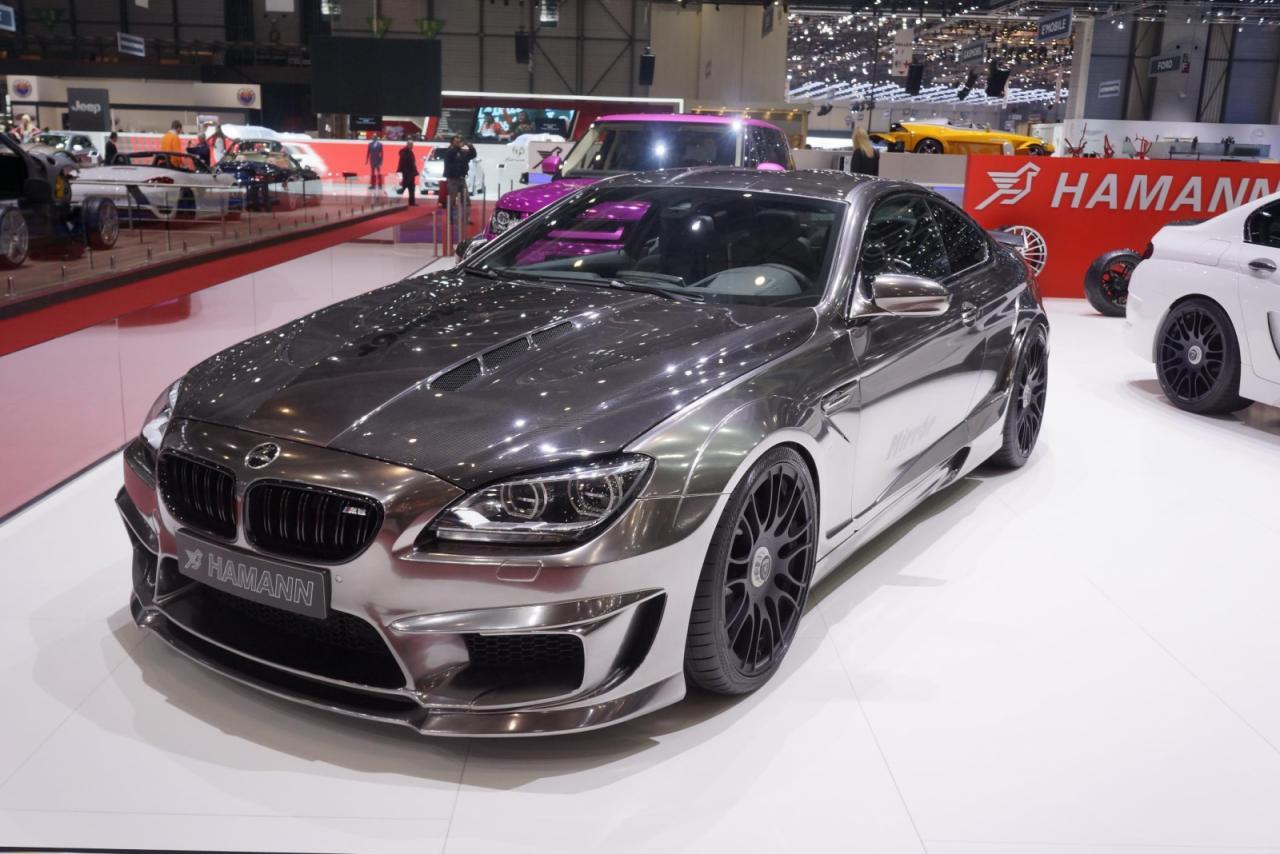 BMW M6 Mirr6r by Hamann