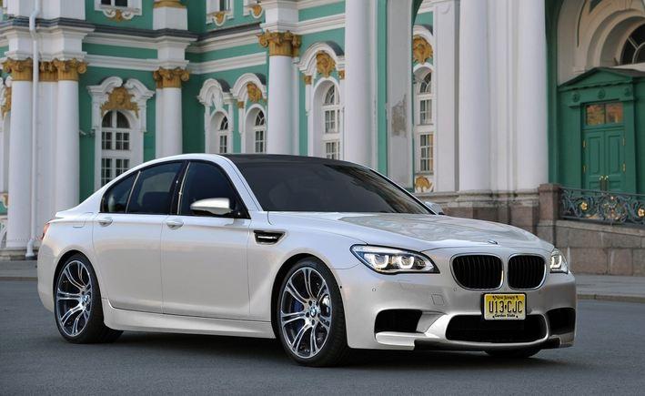 BMW M7 Speculation