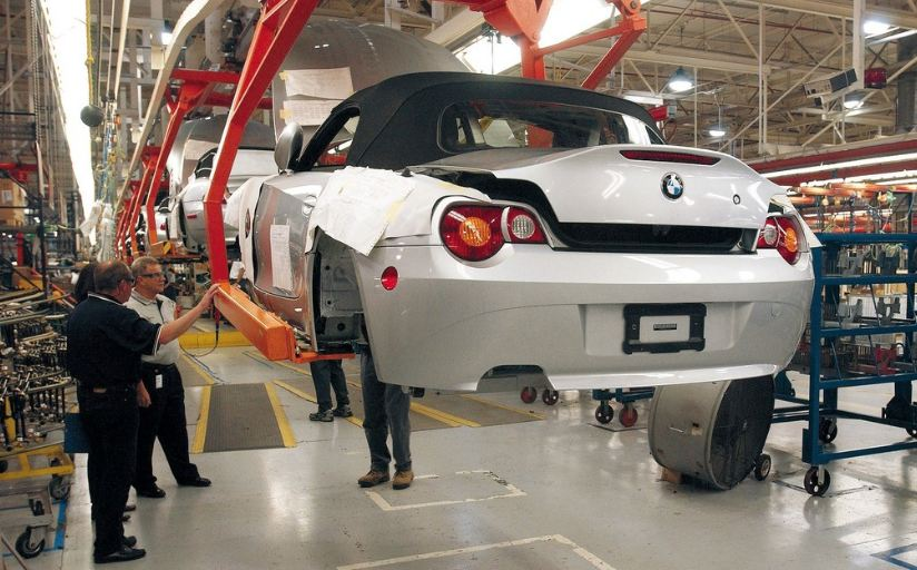 BMW will build a new plant in central or eastern Europe