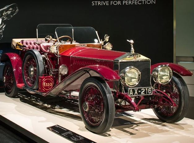 BMW Museum will hold Rolls-Royce exhibition