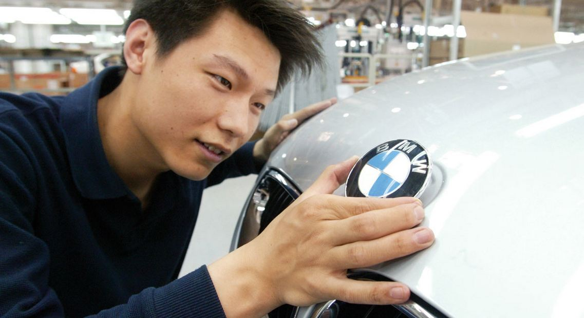 Zhi Nuo new brand from BMW