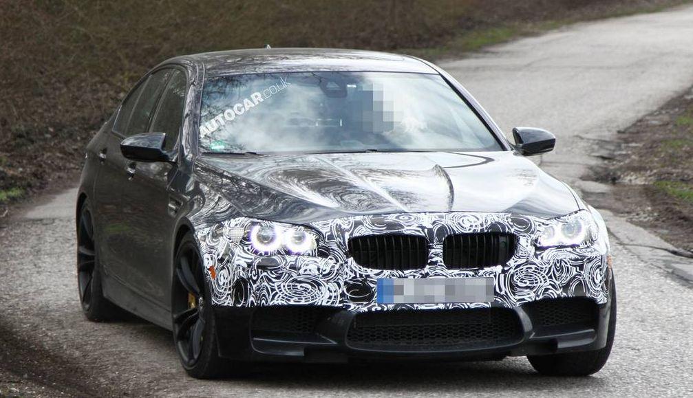 2014 F10 BMW M5