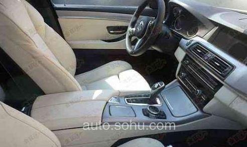 BMW 5-Series F10 Interior