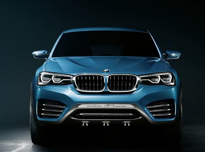 BMW X4 Concept surfaces