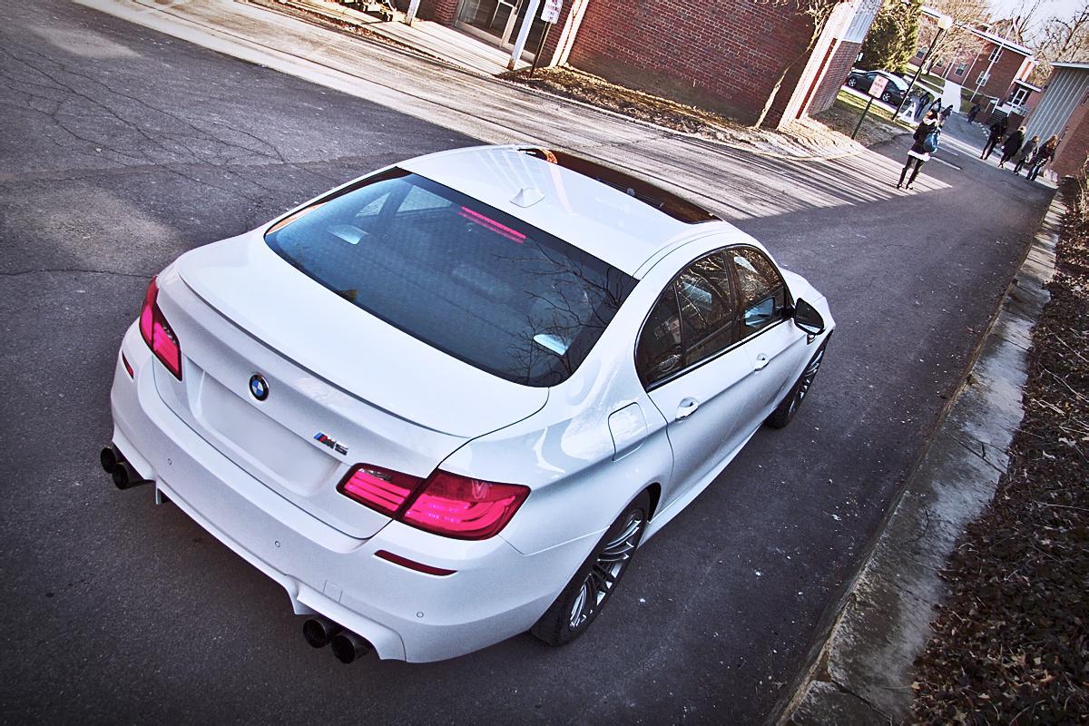 F10 BMW M5 by Switzer Performance