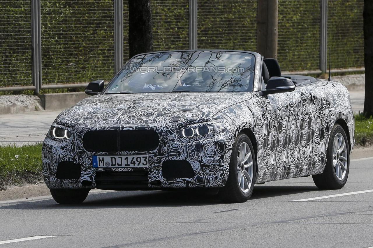 F23 BMW 2 Series Convertible