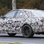 2014 BMW M3 Spy Shot