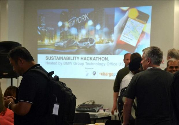 BMW Hackathlon