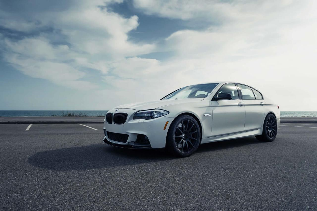 BMW 550i by Dinan Engineering