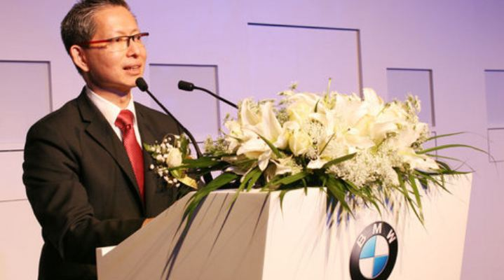 BMW China Market