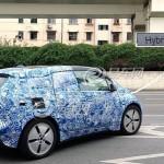 BMW i3 Spy Shot