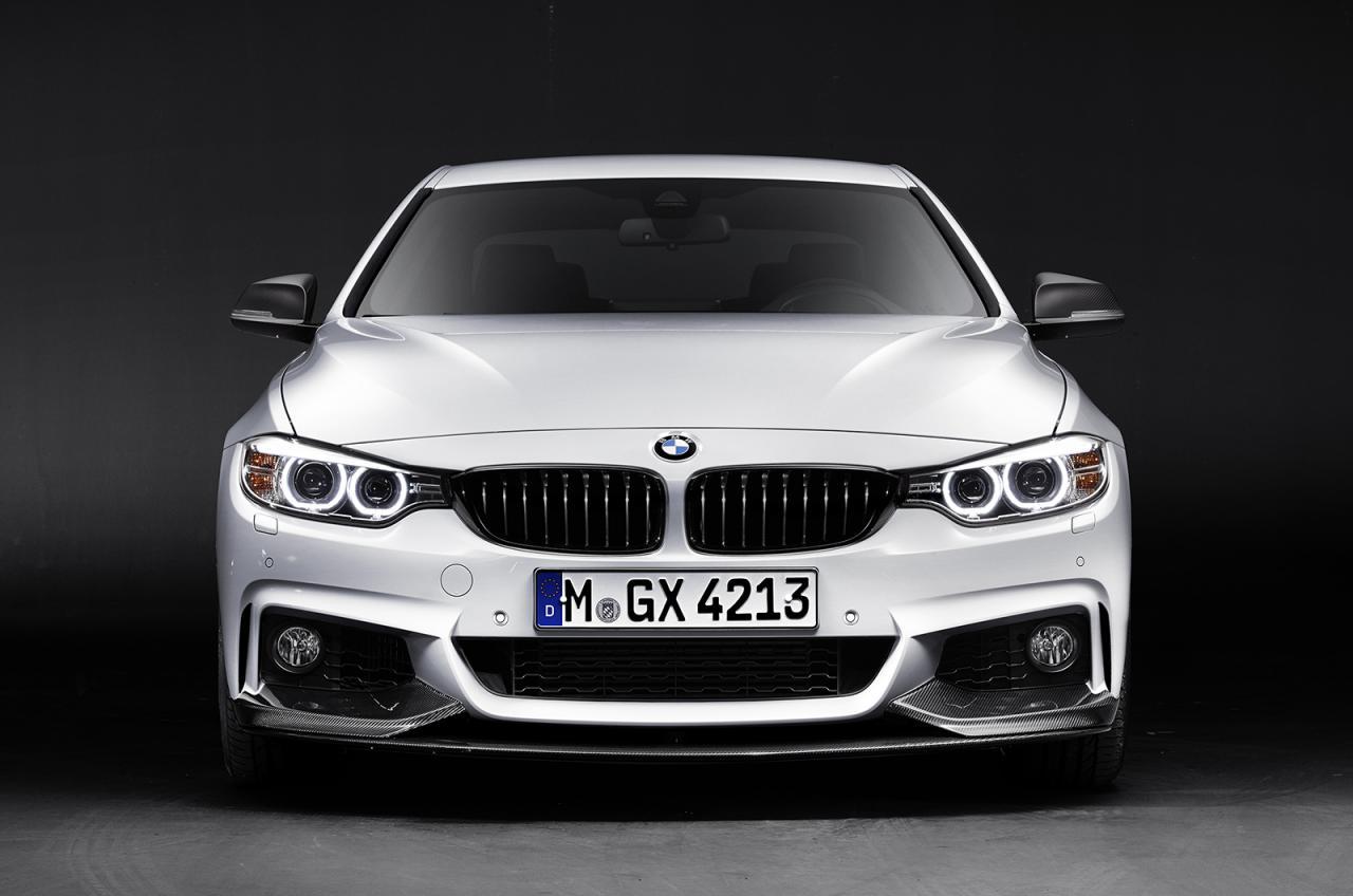 2014 BMW 4 Series M Performance Parts