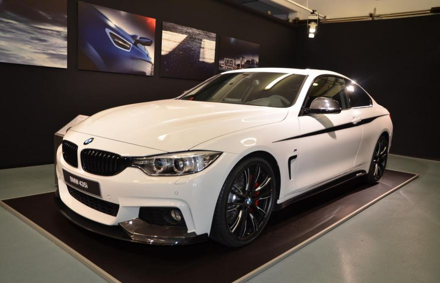 BMW M4 will get a rival from Lexus