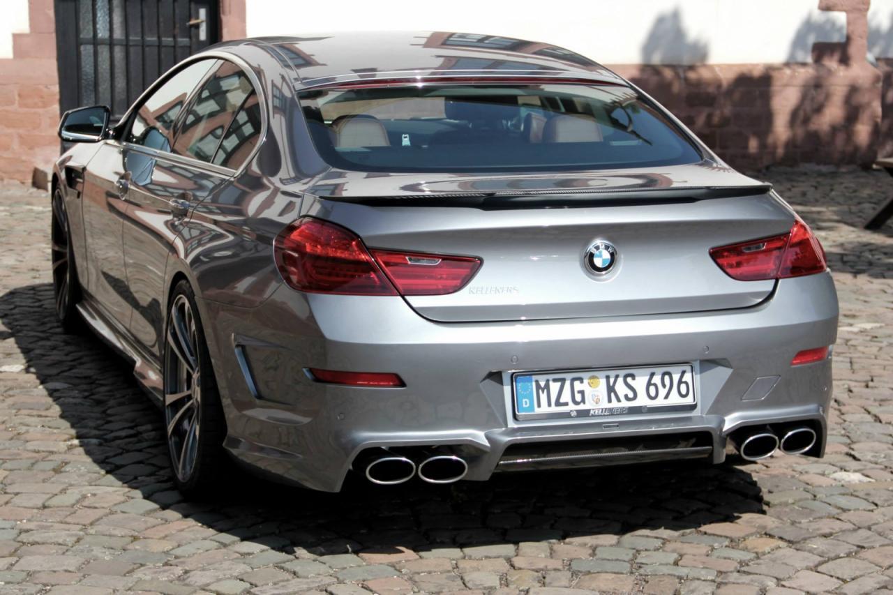 BMW 6 Series GranCoupe by Kelleners Sport