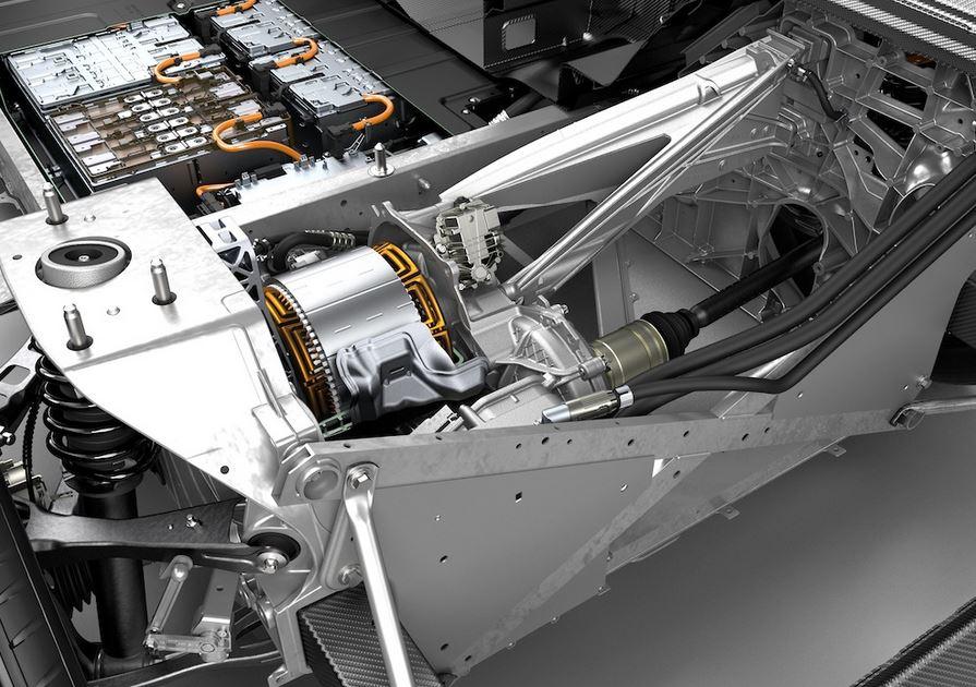 BMW i3 Powertrain