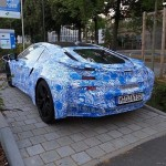 BMW i8 Spy Shot