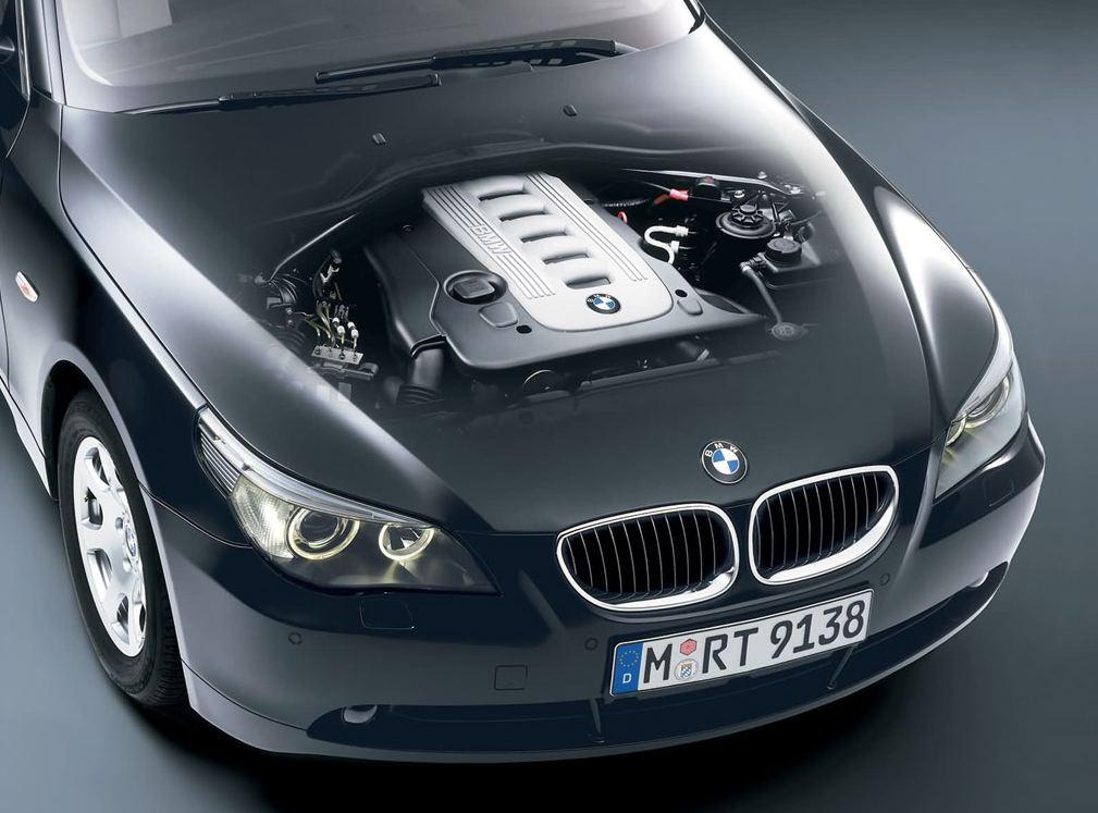 E60 BMW Diesel Engine