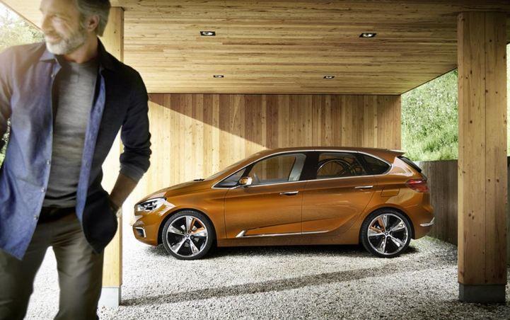 2013 BMW Active Tourer Outdoor Concept
