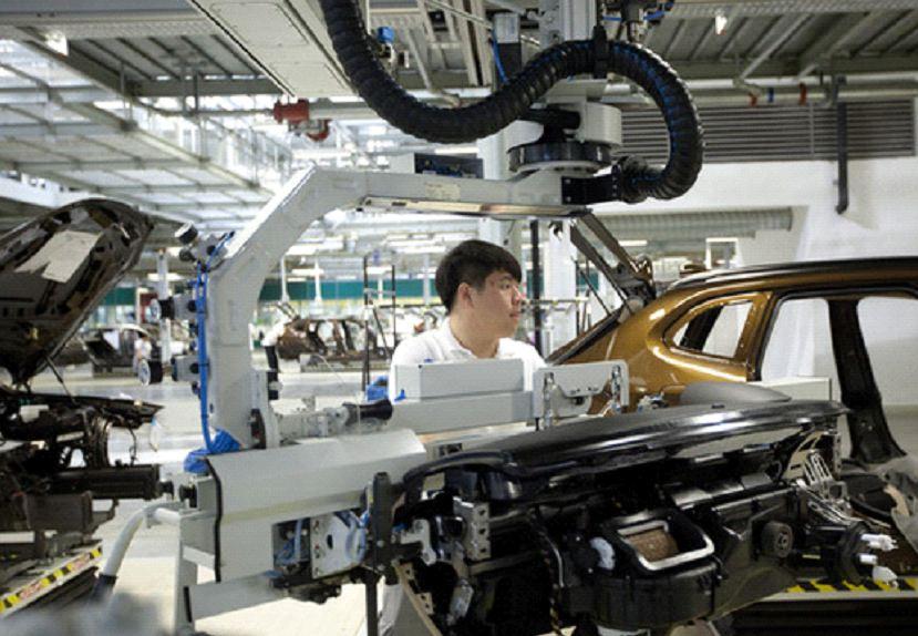 BMW China Plant