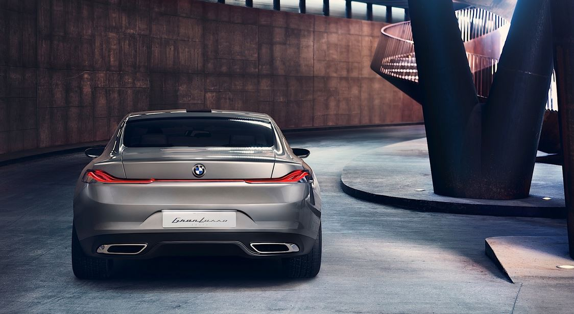 BMW Gran Lusso Coupe Concept by Pininfarina