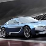 BMW M3i Rendering