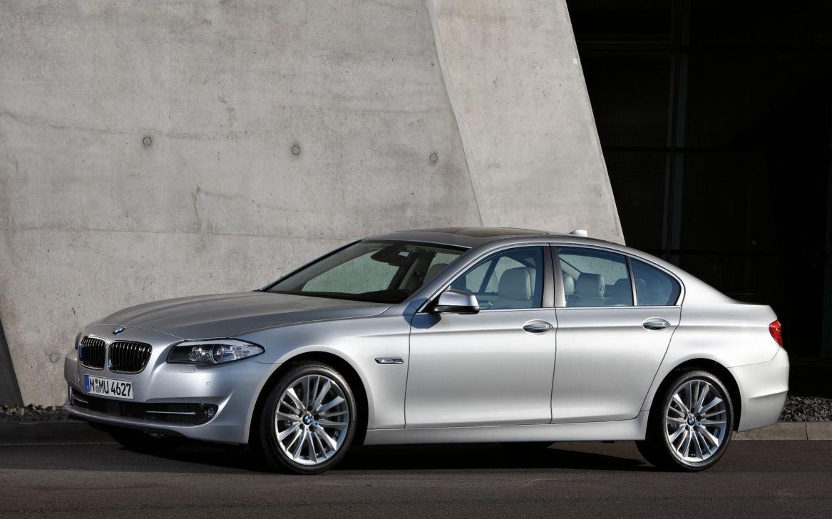F10 BMW 5 Series Recall