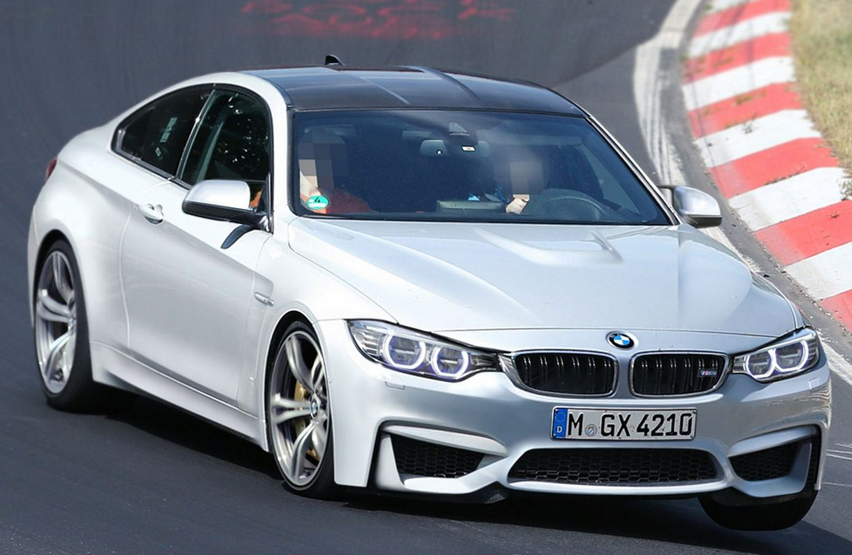 BMW M4 final countdown and new renderings still surface the media