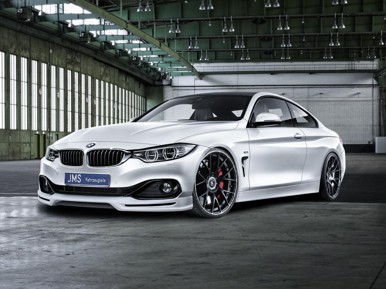 BMW 4 Series Coupe by JMS