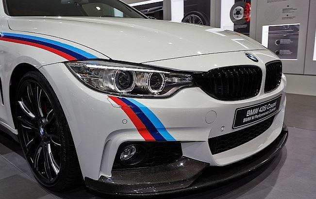 BMW 435i M Performance Parts