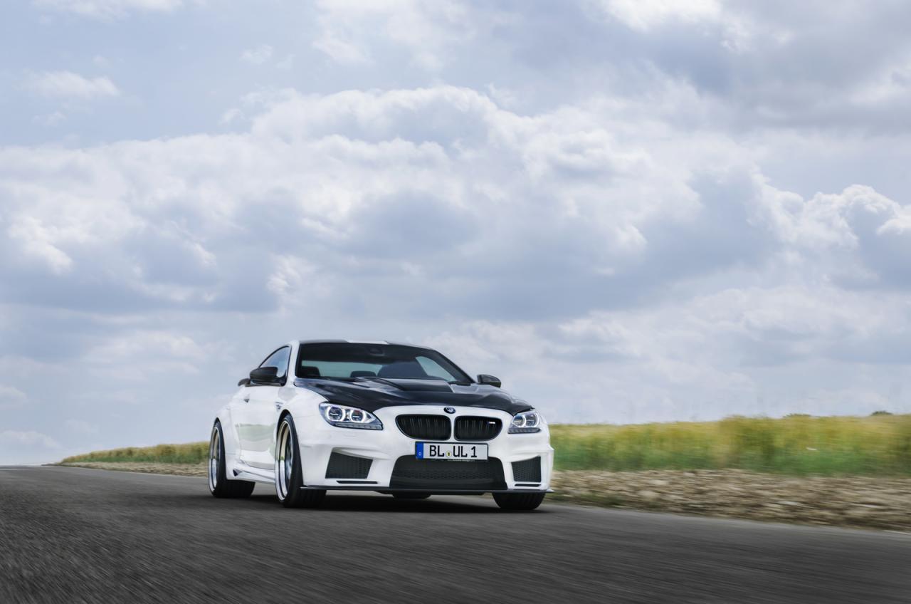 BMW M6 by Lumma Design