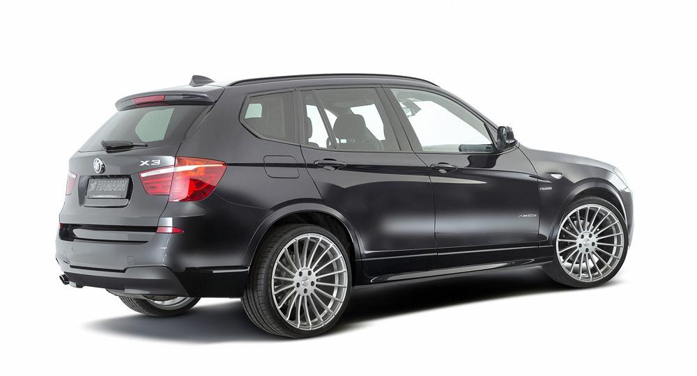 BMW X3 by Hamann