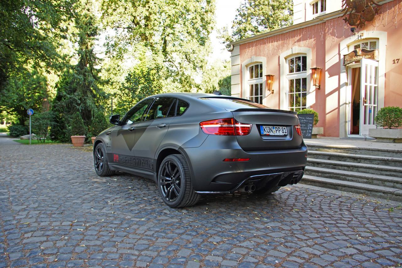 BMW X6M by Cam Shaft