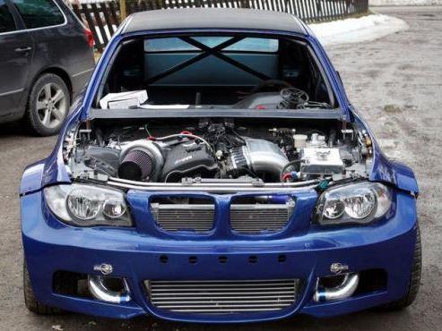 BMW 1 Series tuning