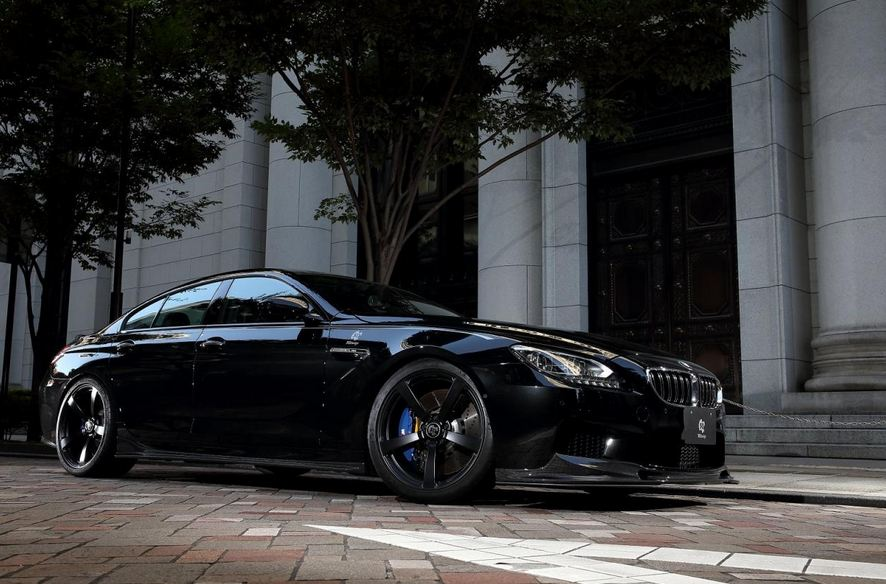 BMW M6 GranCoupe by 3D Design