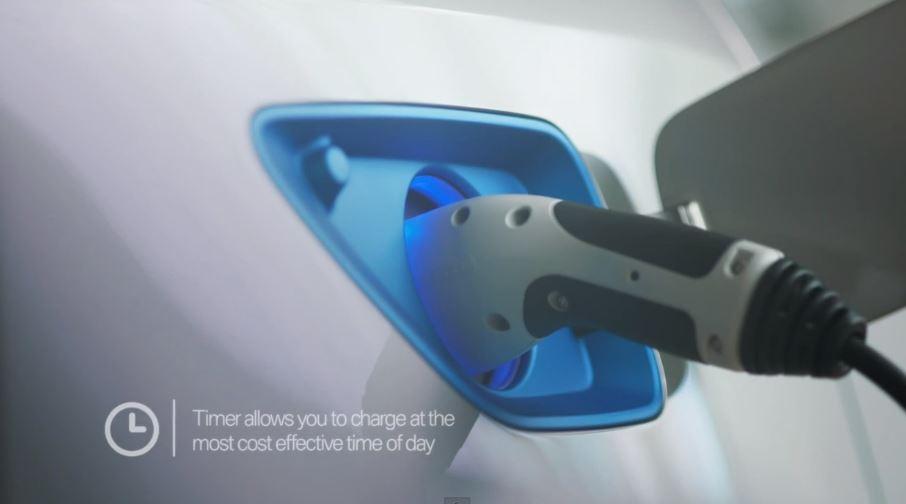 BMW i charging