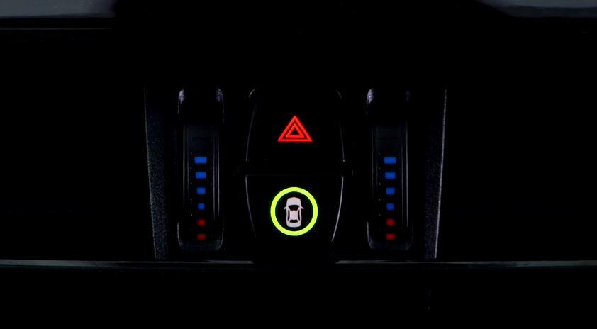 F15 BMW X5 Safety Button