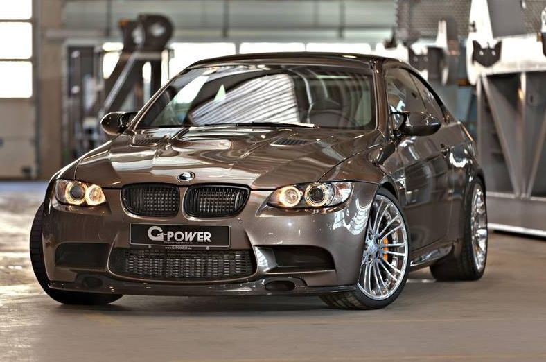 BMW M3 Hurricane RS by G-Power
