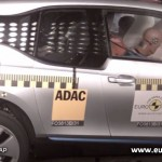 BMW i3 Euro NCAP Test