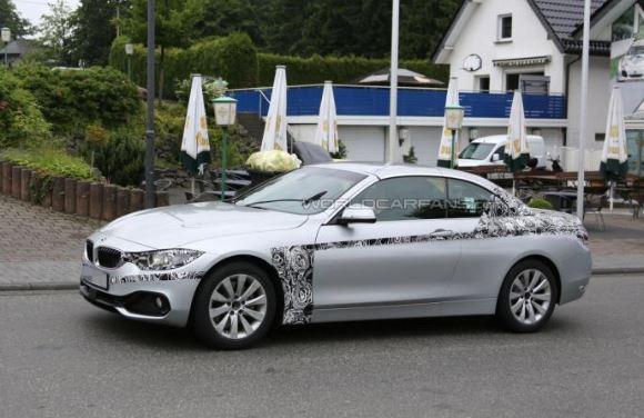 2014 BMW 4-series Convertible Starting at $49,675