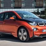 2014 BMW Electric i3