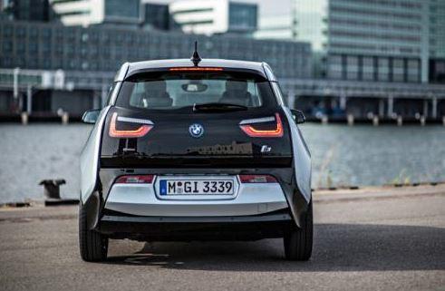 2014 BMW Electronaut Edition i3