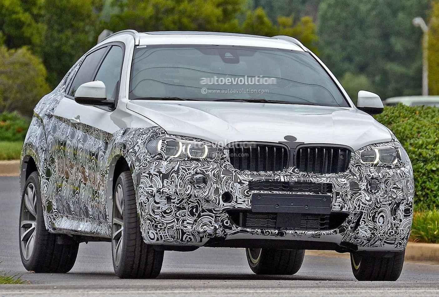 2015 F16 BMW X6