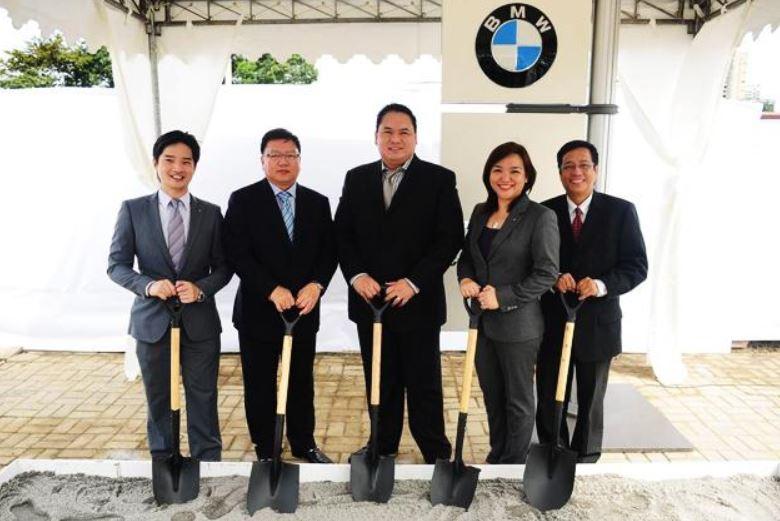 Quezon City Is Receiving the New BMW Dealership