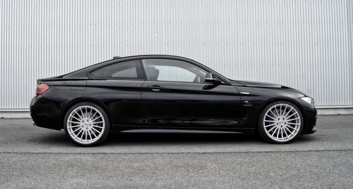 BMW 4 Series Coupe by Hamann