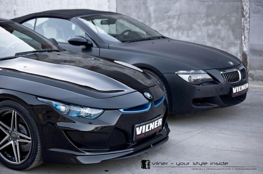 BMW 6 Series Bullshark by Vilner